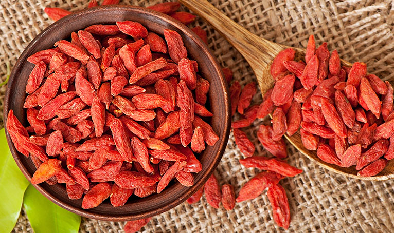 superfruit baies de goji